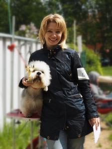 My love - Dandie Dinmont terrier